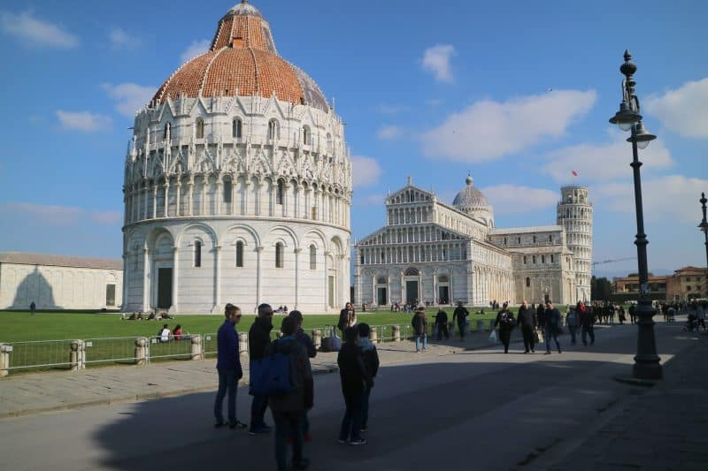 A day out in Pisa