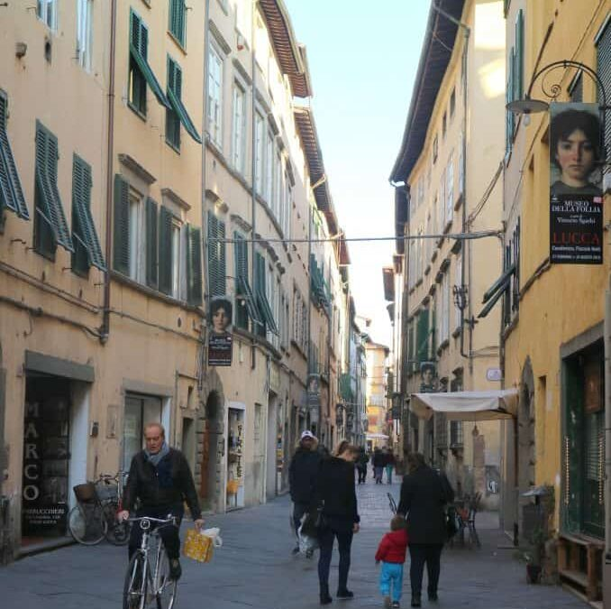 Exploring Lucca (including Lucca parkrun)