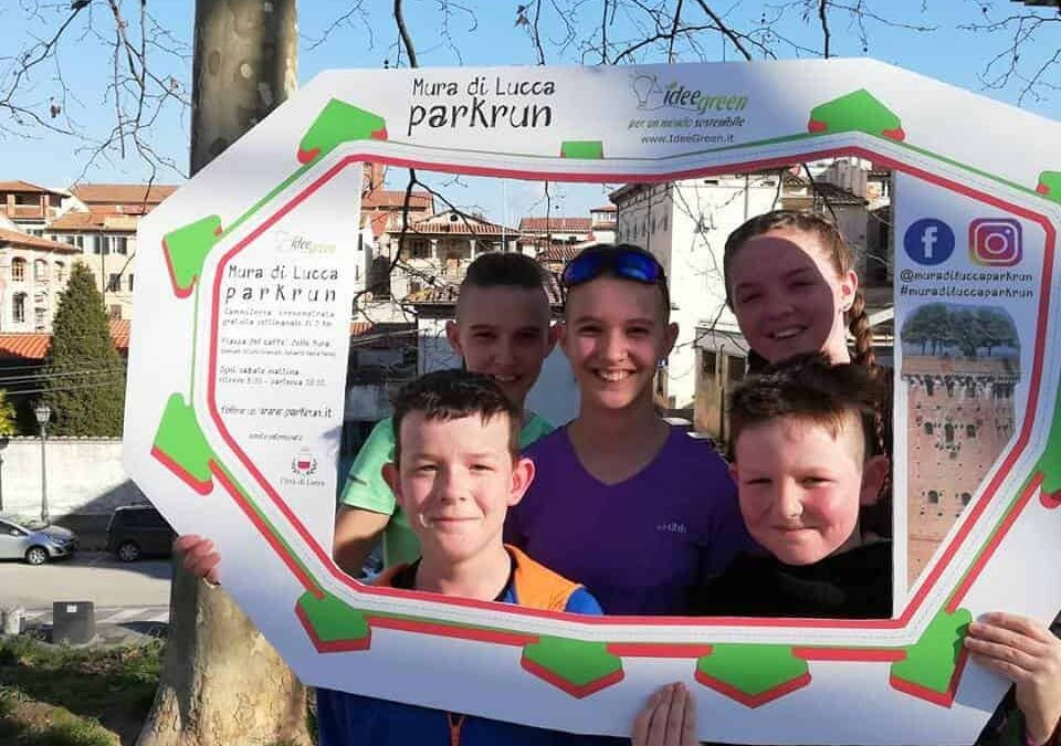 parkrun Tourism as a Family
